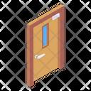 Classroom Door Icon