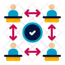 Classroom Reorganization Classroom Organization Icon