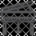 Clavichord Icon