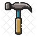 Claw Hammer Hammer Tool Icon
