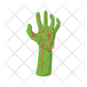 Ghost Hand Claw Hand Evil Hand Icon