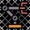 Claw Machine Crane Claw Icon