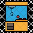 Claw Machine Icon