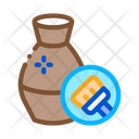 Clay Vase Cleansing Icon