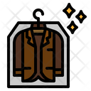 Clean Cloth Suit Icon