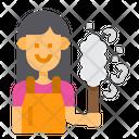 Clean Housekeeper Housekeeping Icon