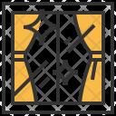 Clean Window Wash Icon