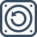 Clean Hard Reset Icon