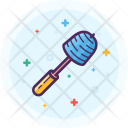 Clean Brush Bathroom Icon