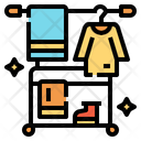 Clothes Hanger Clothing Icon