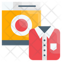 Clean Clothes Cloth Washing Washed Clothes Icon