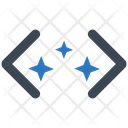 Code Clean Coding Icon