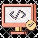 Clean Code Codingprogramming Software Developement Icon