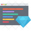Clean Code Analysis Icon