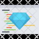 Clean Code Seo Icon