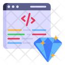 Clean Coding Icon