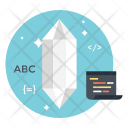 Clean coding Icon