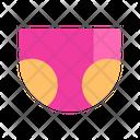 Clean Diaper Icon