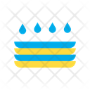 Clean Dishes Cleaning Icon