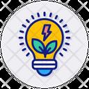 Clean Energy Icon