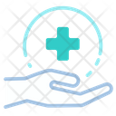 Clean Hand Hand Medical Hand Icon