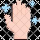 Hand Hygiene Clean Icon