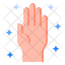 Clean Hand Icon