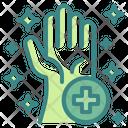 Clean Hand Sanitary Hand Wash Icon