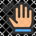 Clean Hand Clean Hand Icon