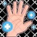 Clean Hand Hygiene Clean Icon