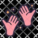 Wash Hands Safe Icon