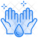 Clean Hands Icon