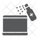 Disinfection Laptop Hygiene Icon