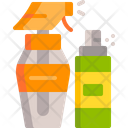 Clean Spray Icon