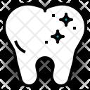 Clean Teeth Healthy Icon