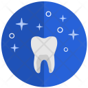Clean Tooth White Icon