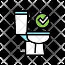 Clean Toilet Icon