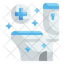 Clean Toilet Clean Toilet Icon