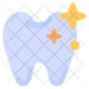 Clean Tooth Healthy Tooth White Tooth Icon