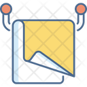 Clean Towel Icon