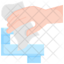 Clean Tap Sink Icon