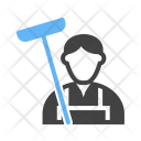 Cleaner Avatar Profession Icon
