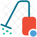Cleaner Cleaning Hoover Icon