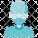 Hygiene Cleaner Boy Icon