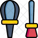 Cleaner Service Dust Icon
