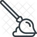 Cleaner Cleaning Mop Icon