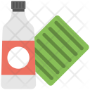 Cleaner tool Icon