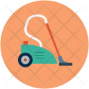 Cleaning Hoover Vacuum Icon