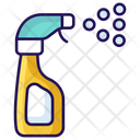 Cleaning Detergent Spray Bottle Icon