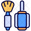 Cleaning Dust Brushes Icon